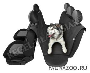 Автомобильные чехлы для собак