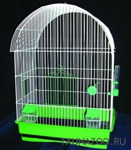 Выбираем клетку для попугая