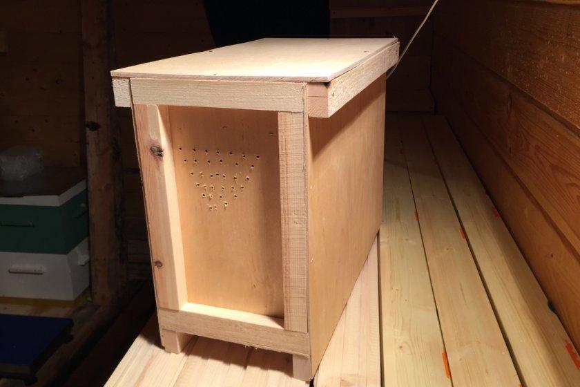Как смастерить ловушку для пчёл